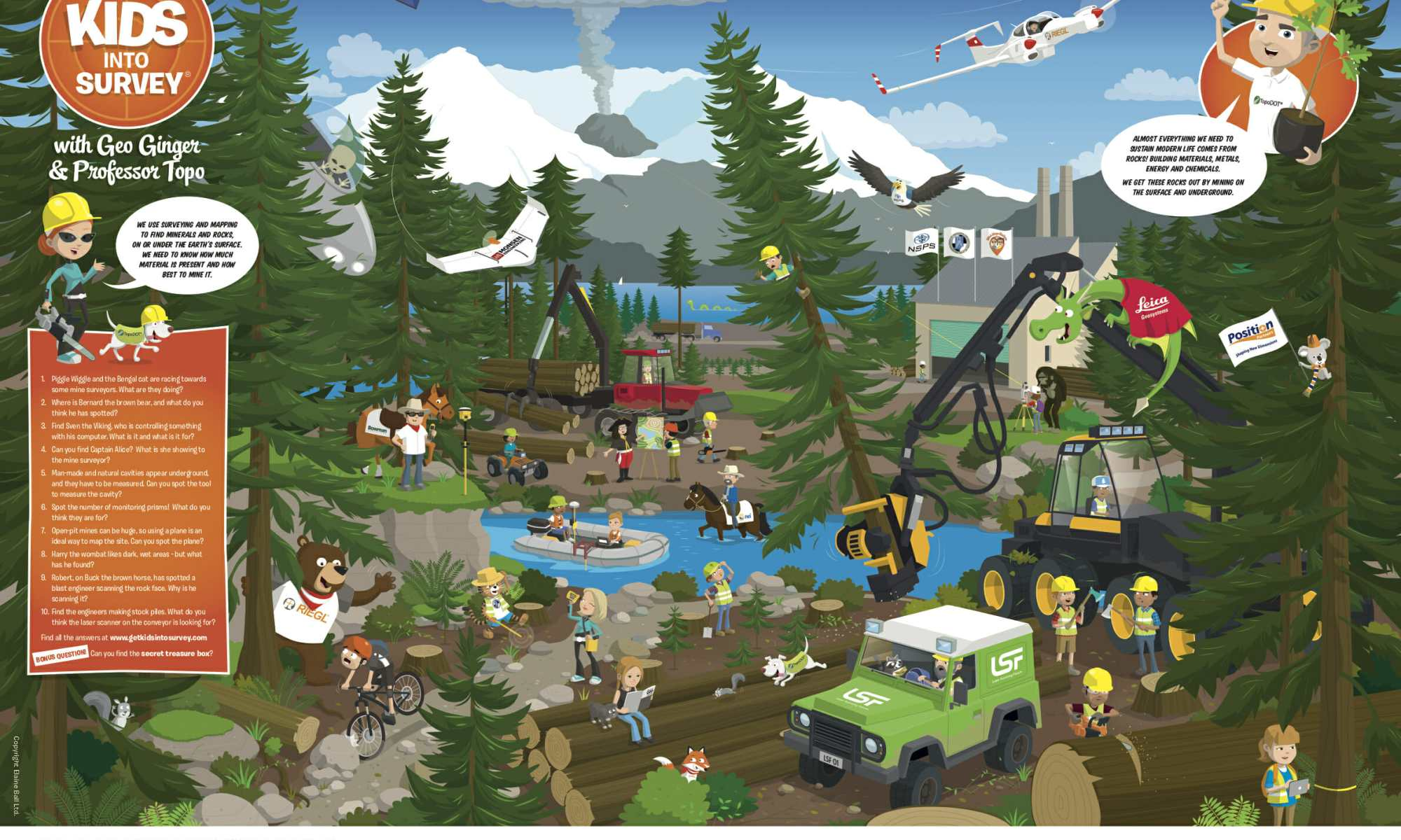 Forestry Poster