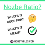 What Does the Nozbe Ratio Actually Mean & What's it Good for?