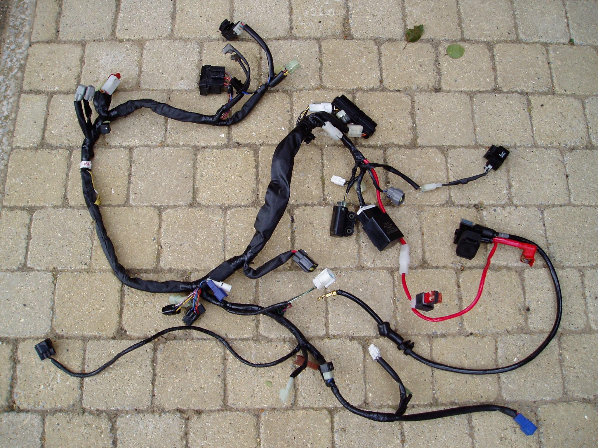 car sub wiring diagram diagrams for trailer lights fisher fury r1 kit design build