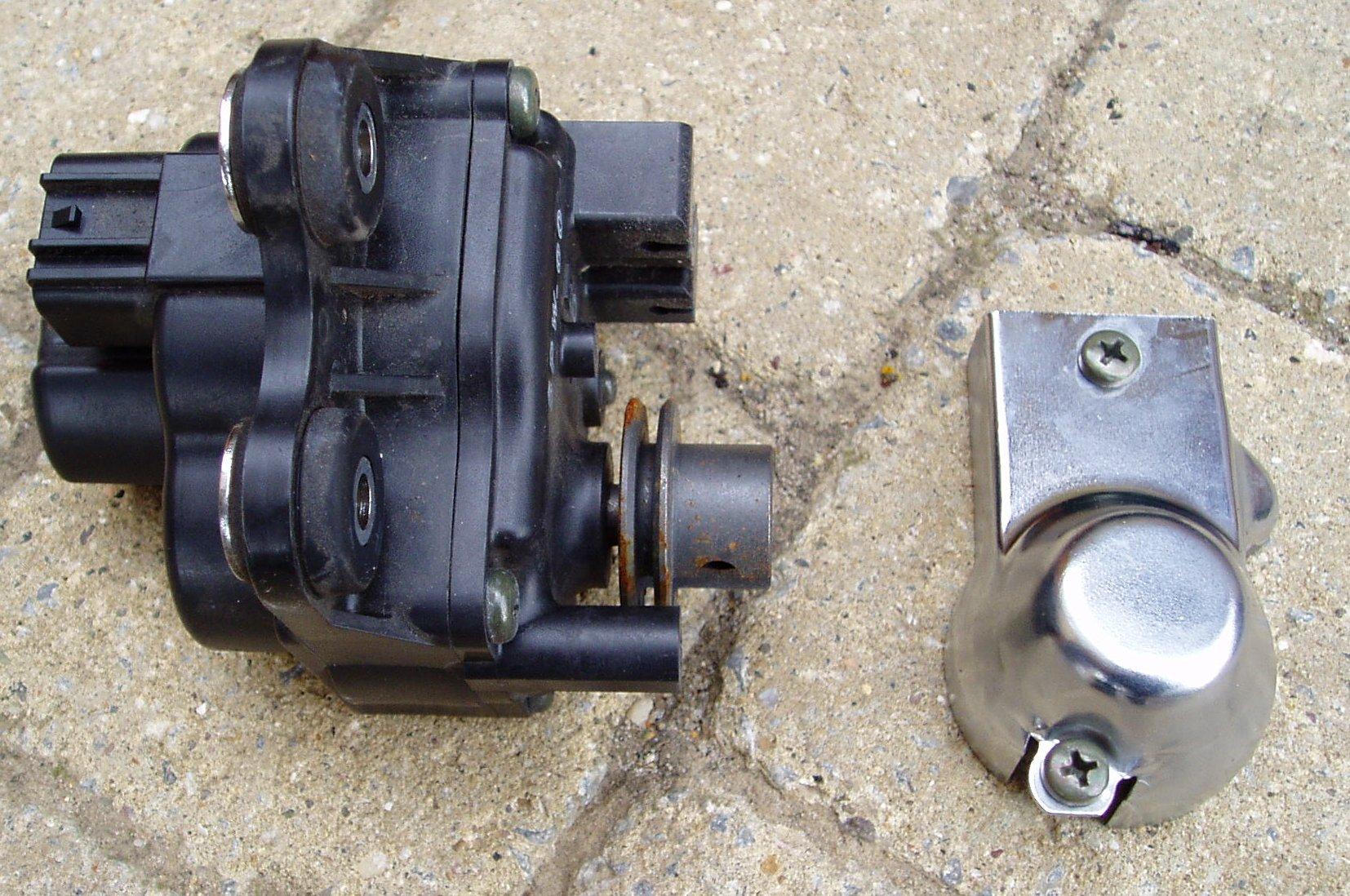 hight resolution of 18 exup servo motor