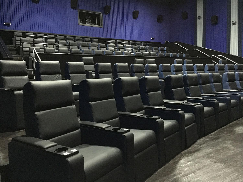 Regal Cinemas Crossroads Stadium 8  Robinson Construction Co