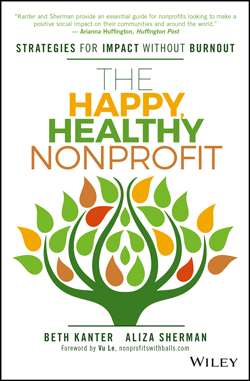 The Happy Healthy Nonprofit cover