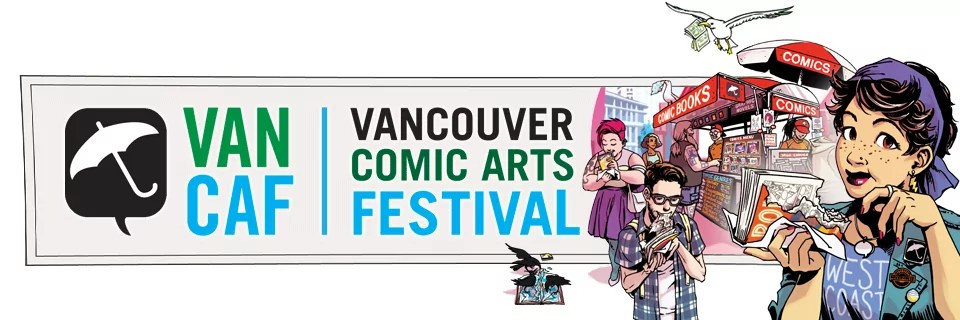 See you at the Vancouver Comic Arts Festival!