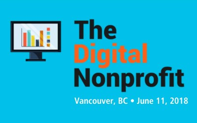 Join me at The Digital Nonprofit — Vancouver, June 11