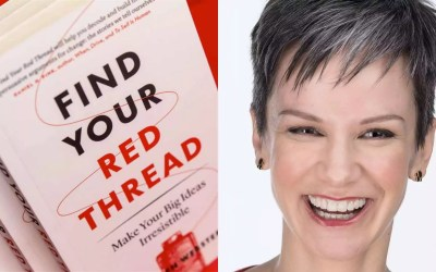 Ep. 70 Find Your Red Thread with Tamsen Webster