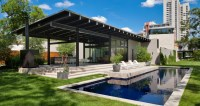 Pool house guest house plans - Home design and style
