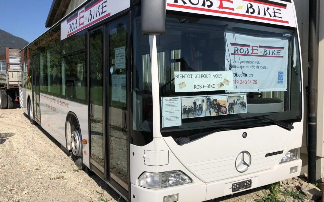 photos du bus