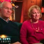 Senator Larry Craig and wife Suzanne