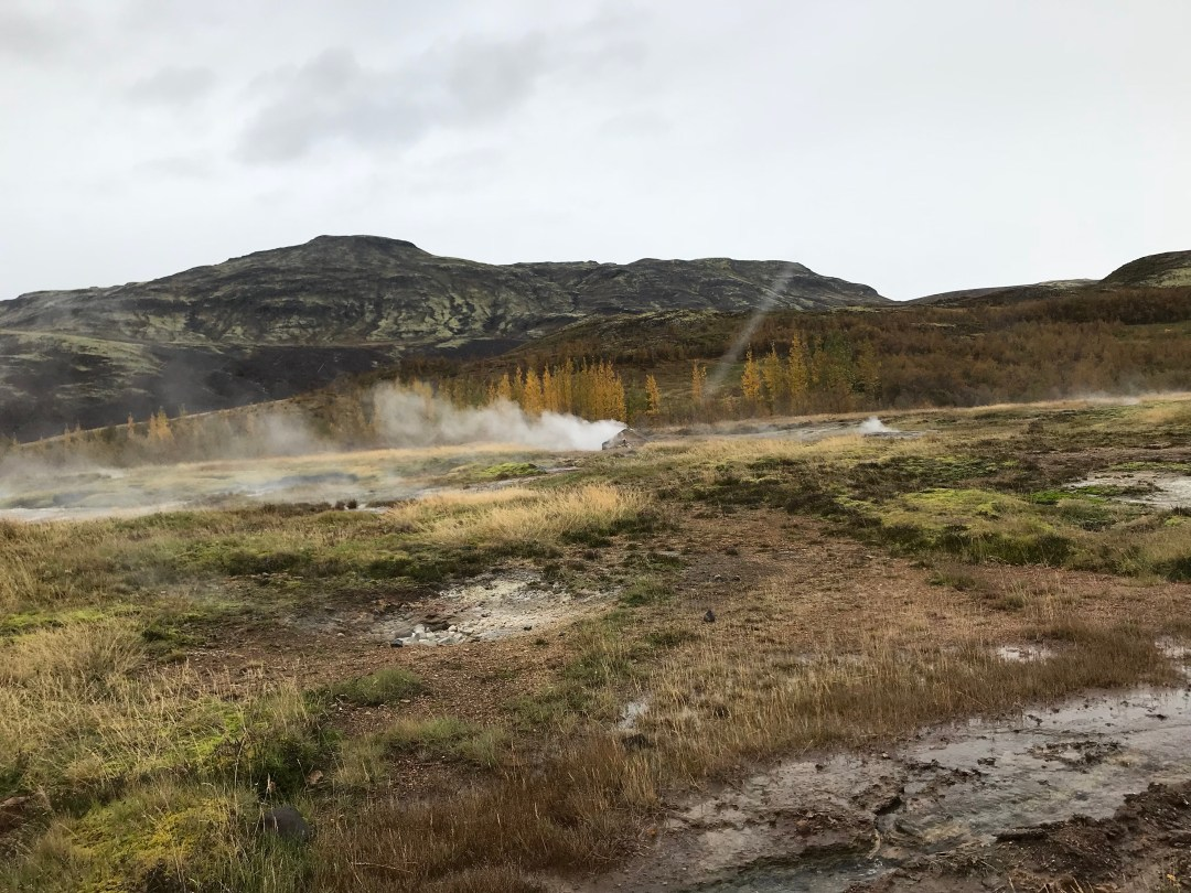 The Geysir mission