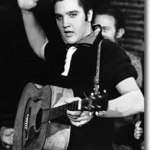 Elvis and the Guitar