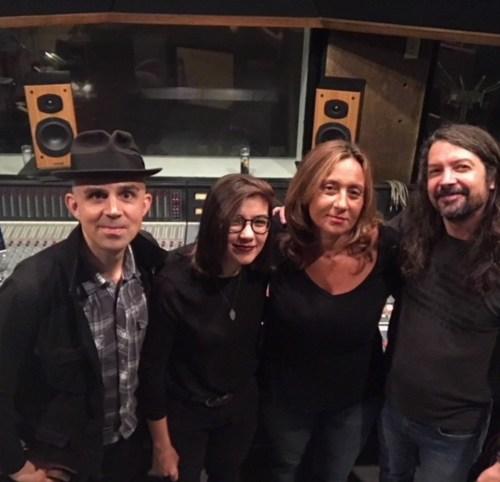 American Dream Roberta Finocchiaro con Stephen Chopek e il Bassista David LaBruyere