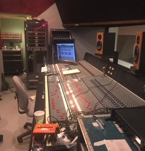 studio registrazione - mixer