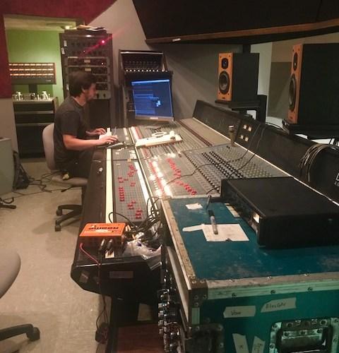 Registrazione Studio LIVE