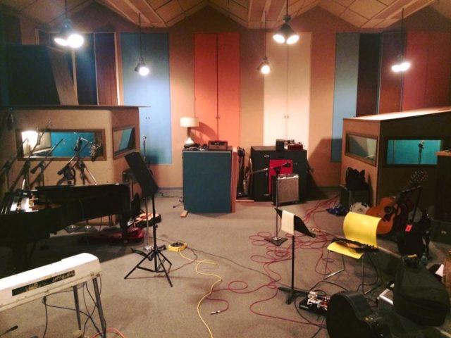 Studio di registrazione a Memphis