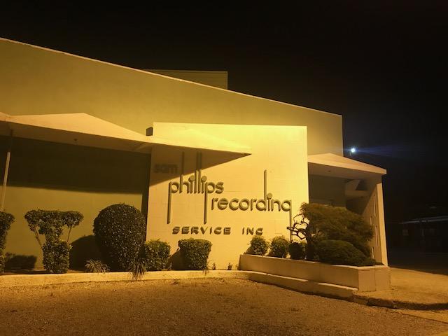 Sam Phillips Recording