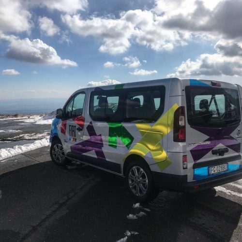 Fiat Talento by FIAT MUSIC e ROXY BAR sull'Etna