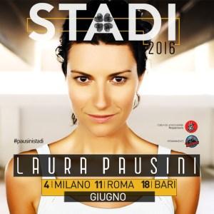 Laura Pausini – Pausini Stadi 2016