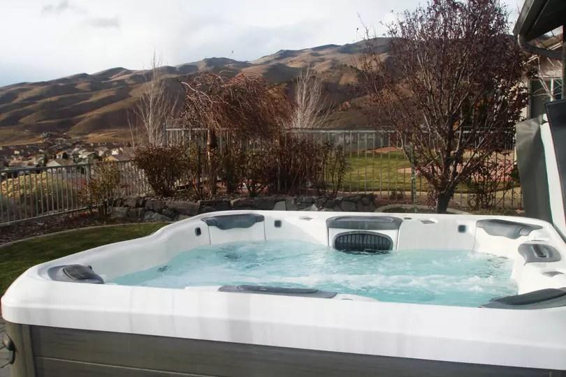 Bullfrog Spas Amp Hot Tubs Portable Reno Lake Tahoe