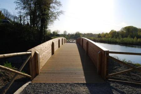 il ponte dell'amicizia