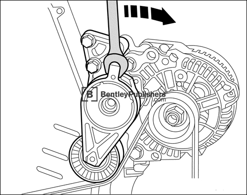 Bentley Volkswagen Jetta A5 Service Manual 2005 2006 2007