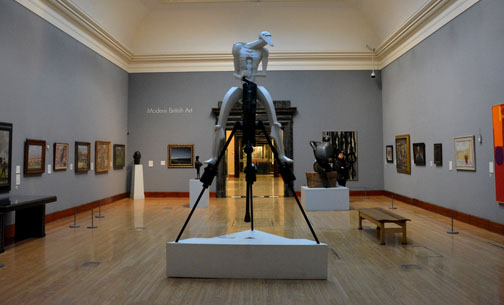 Birmingham Museum and Art Gallery UK
