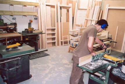 free standing kitchen cabinets chairs with wheels joiner, carpenter, cabinet maker, knaresborough, harrogate ...