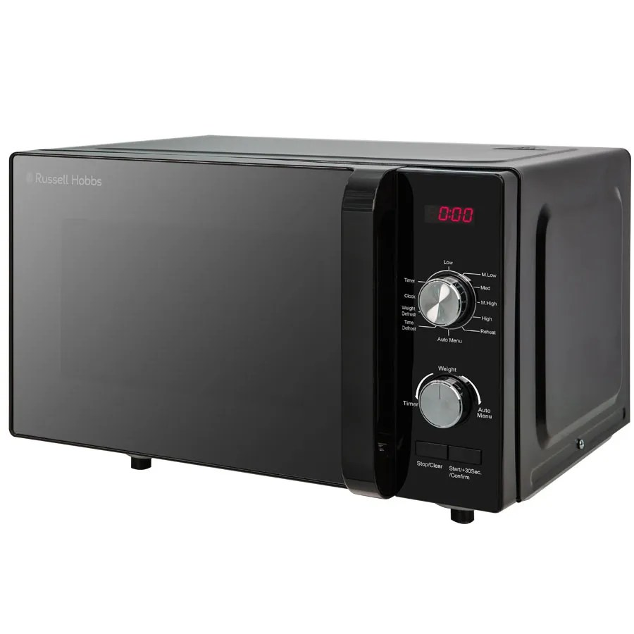Russell Hobbs RHFM2001S 19L Flatbed Digital Microwave Review - 9.7/10 rating