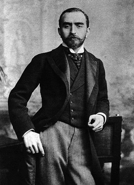 Calouste Sarkis Gulbenkian (1869 - 1955)