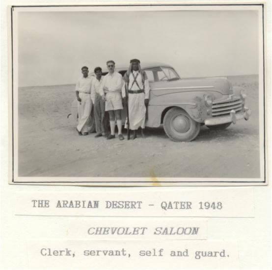 Chevrolet, Qatar 1948