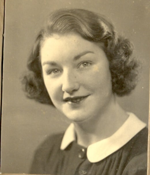 Eileen Hill Brindley c. 1939