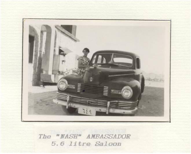 Nash Ambassador 5.6 litre
