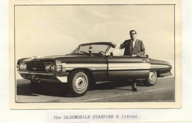 Oldsmobile Starfire 6 litre