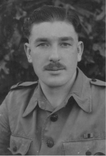 Robert Eric Hill, Dacca, India, 1943