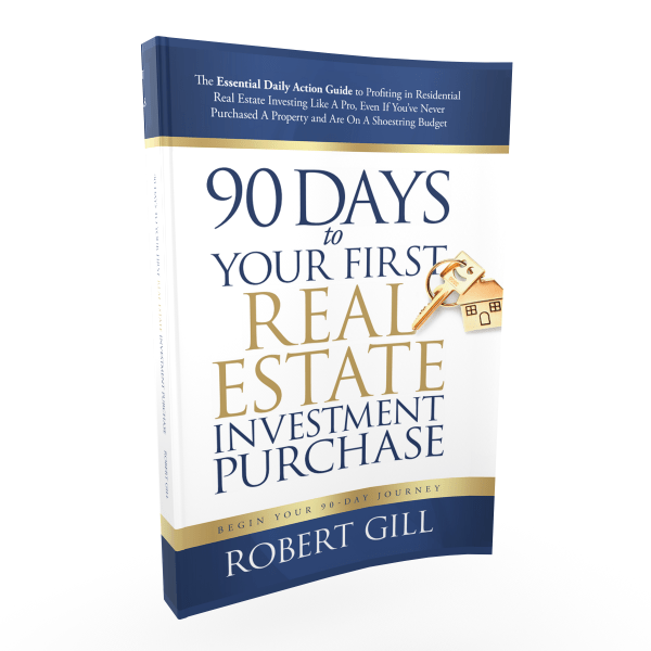 90 Days to Your First Real Estate Investment Purchase Cover
