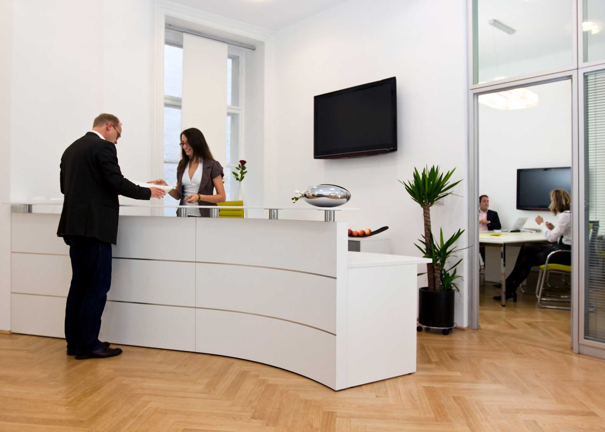 7 receptionist skills that impact an entire firm  Robert Half
