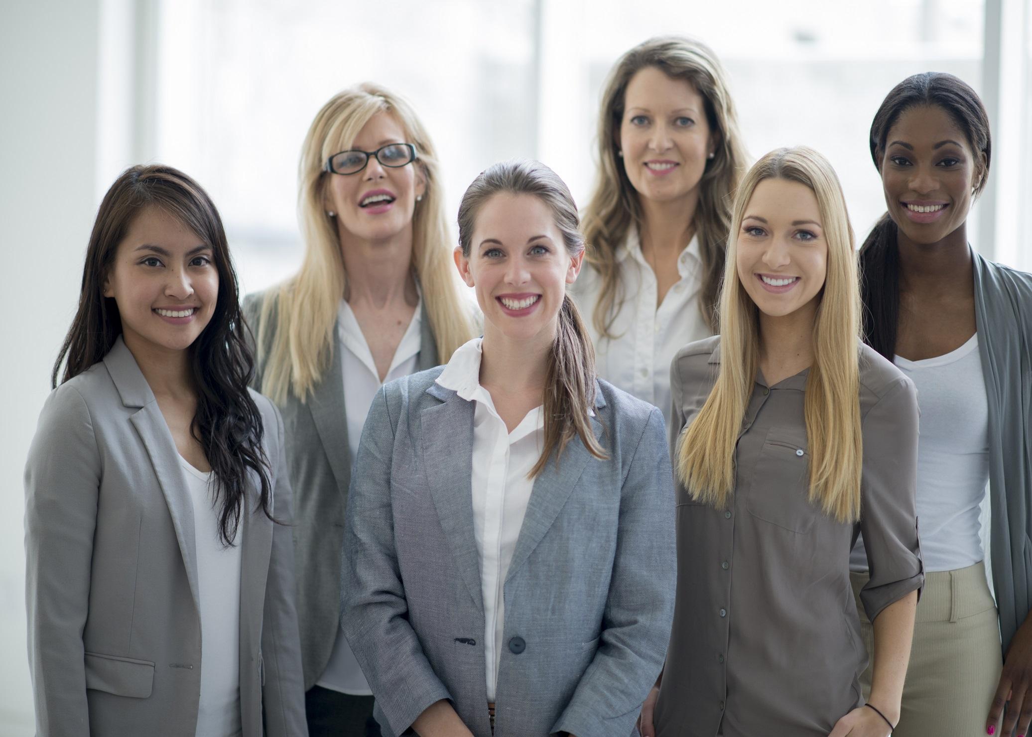 Women in leadership  Robert Half