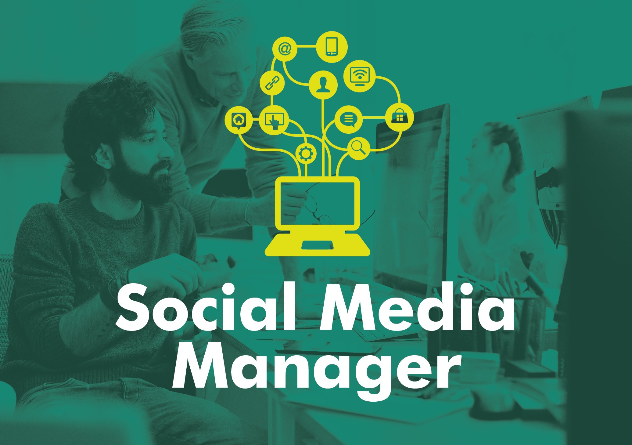 Social Media Manager Job Description And Salary Robert Half