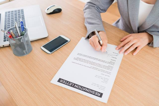 How to Write a Letter of Resignation  Robert Half