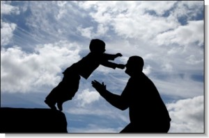 fathers love basic trust