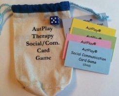 AutPlay Social Communication (SC) Card Game (Child Version, ages 6-11)