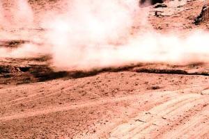 Wüstenstaub