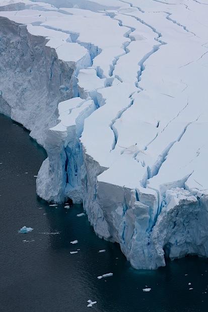 Ice Shelf Texture