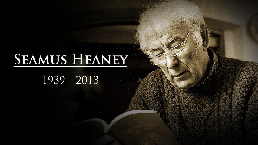 Seamus Heaney RTE