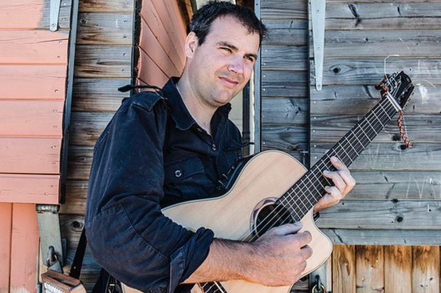 Guitarist Tim Edey