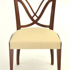 Art Deco Kitchen Chairs Toys R Us Nursing Chair Robert Morrissey Antiques Set Of Six Dining
