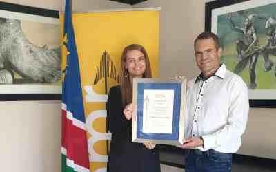 "Arebbusch Travel Lodge Wins A PMR ""Diamond Arrow"" Award For 2020"