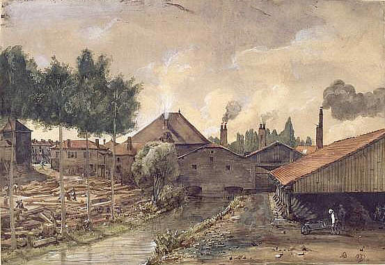 Paesaggio Industriale Scuola Primaria