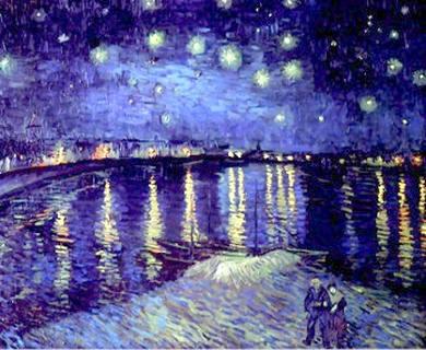 La notte stellata...insonne