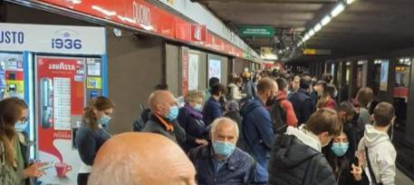 2020.10.15 - Metro Milano, 11 ottobre 2020