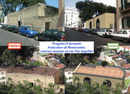 San Martino: progetto funicolare
